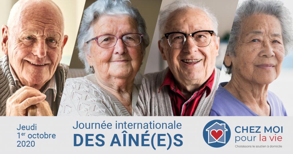 Journée internationale des personnes âges